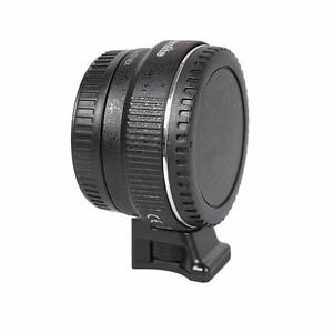 Commlite EF-E Auto Focus Canon EOS Lens to Sony E mount Adapter A7 II, A7R II, A7S, A7S ll, A6300