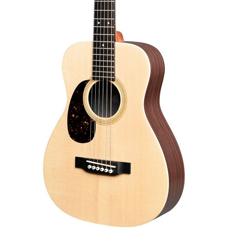 Martin LX1REL X Series Little Martin With Rosewood HPL Left-Handed A/E Guitar