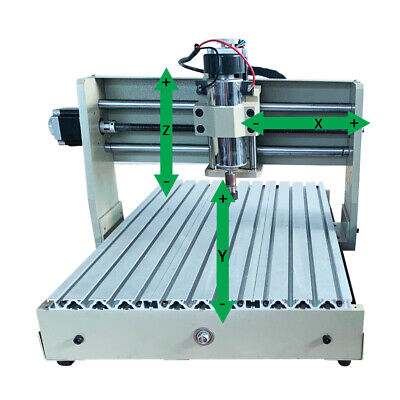 Cnc3040t 4axis Router Engraver 400w Engraving Drilling Milling Machine Palrallel