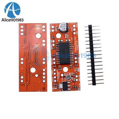 10pcs Easy Driver Shield Stepping Stepper Motor Driver V44 A3967 For Arduino