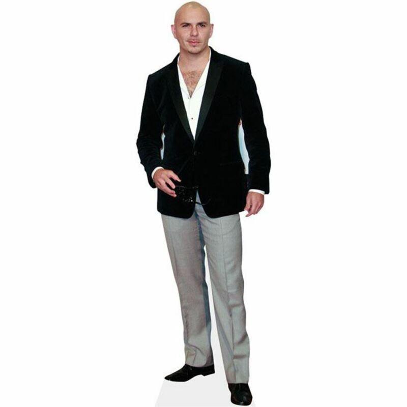 Pitbull Life Size Cutout