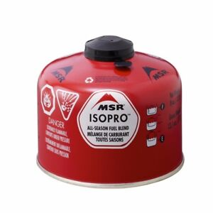 MSR IsoPro Fuel 8oz for Pocket Rocket/Other Canister Stoves - Ships fast from US