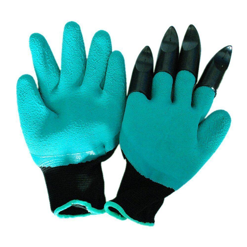 Перчатка для работы в саду и огороде Garden Genie Gloves в Новочеркасске