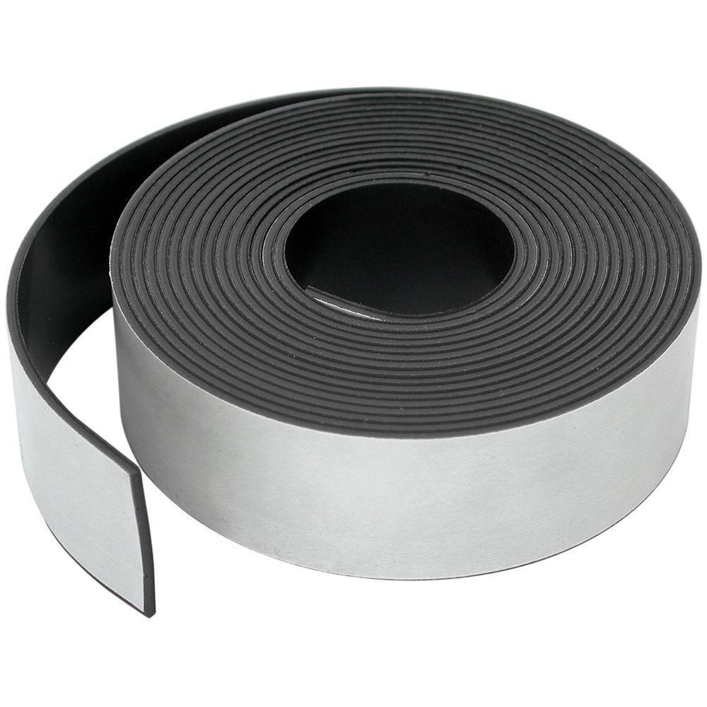 titan Self Adhesive Magnetic Tape backing 20mmx1.5mm x1 metres very strong m//pol