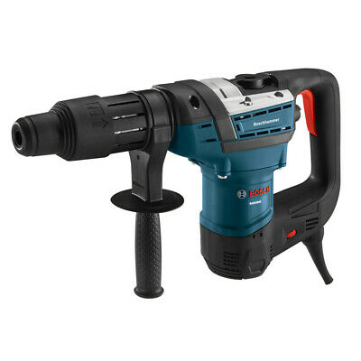 Bosch 12 Amp 1-916 In. 120v Sds-max Rotary Hammer Rh540m Certified Refurbished