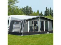 WANTED - Isabella ( no other make) caravan awning 1100 - prefer Grey if possible