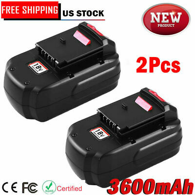 Replace For Porter Cable PC18B 18V Battery 18 Volt NI-MH Cor