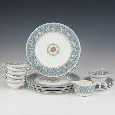 Florentine Bone China - Wedgwood