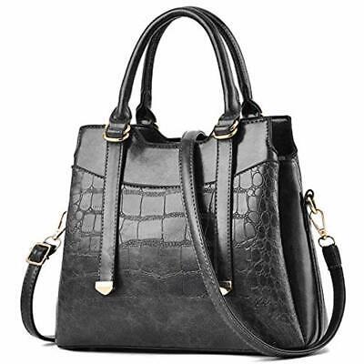 Womens Shoulder Bags Handbags Purses Ladies Designer Satchel Tote (Designer Handbags Shoes)