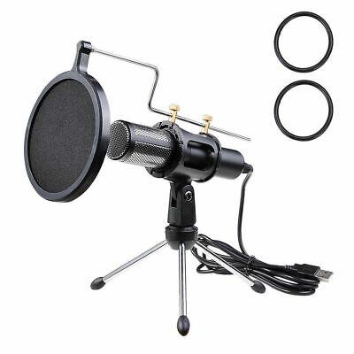 Reviews: YescomUSA 28CMI001AK306 USB Condenser Microphone