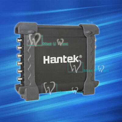 Hantek 8 Analog Ch Vehicle Testing Oscilloscope Automotive Diagnostic Function