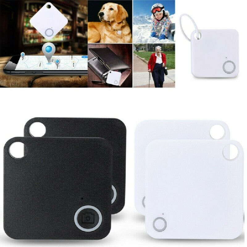 Tile Bluetooth Tracker-Mate Replaceable Battery Tracker GPS