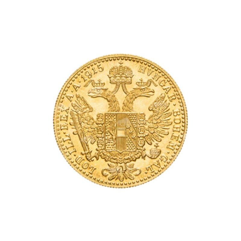 Random Year Austrian 1 Ducat Gold Coin