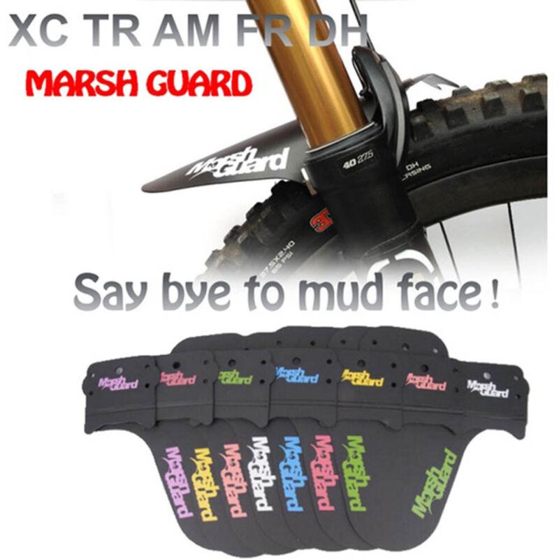 1-2Pair Bicycle Lightest MTB Mud Guards Tire Tyre Mudguard For Bike Fenders