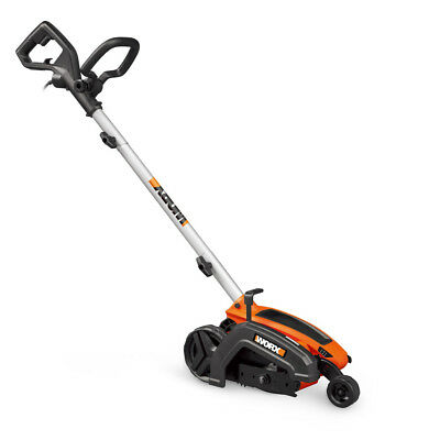 Worx WG896 12 Amp 7-1/2 in./ 14 lbs 2-in-1 Electric Lawn Edger/ Trencher New