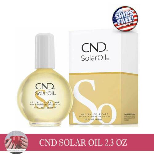 HOT BUY - CND Solar Oil Nail and Cuticle Care - 2.3oz - FREE SHIPPING IN US