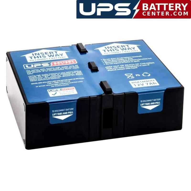 APC Power Saving Back-UPS NS 1080VA BN1080G Compatible Replacement Battery Pack