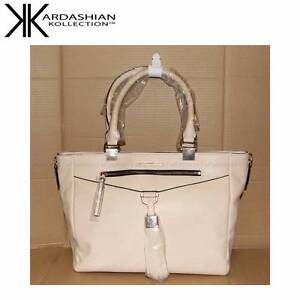 NEW WITH TAGS! - Kardashian Kollection Nude/Beige Handbag Shellharbour Shellharbour Area Preview