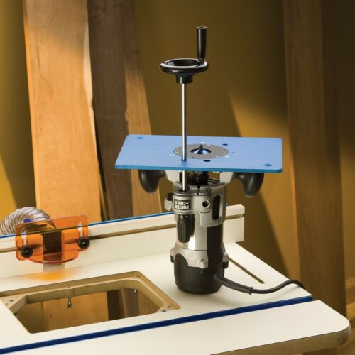 Router Bit Height Adjustment Handle - Power ...
