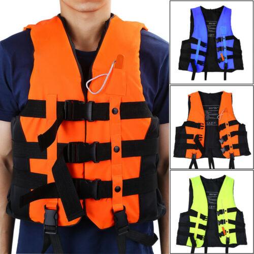 inflatable life jacket aid vest adult kid