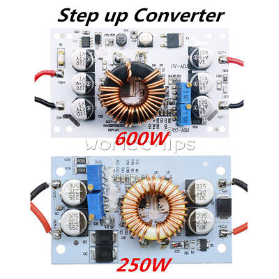 250600w 10a Step Up Dc Boost Converter Constant Current Power Supply Led Module