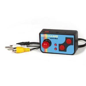 Retro Mini TV Games Controller Plug and Play 200 Classic 8-bit Arcade Machine