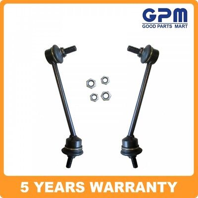 Front Anti Roll Sway Bar Links x2 Fit for Land Rover Freelander 2.0 DI 2.0 Td4
