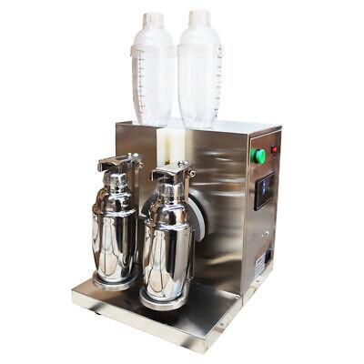 Milk Tea Shaker Bubble Boba Shaking Machine Mixer W Emergency Switch 400rmin