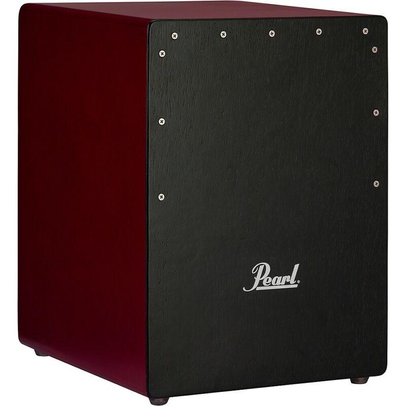 Pearl Bass Boom Cajon 18 in Crimson