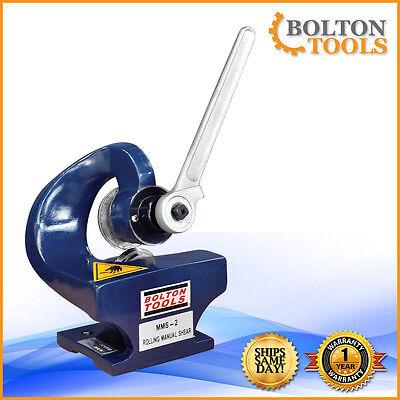 Bolton Tools 12 Gauge Multi-purpose Throatless Sheet Metal Shear Mms2