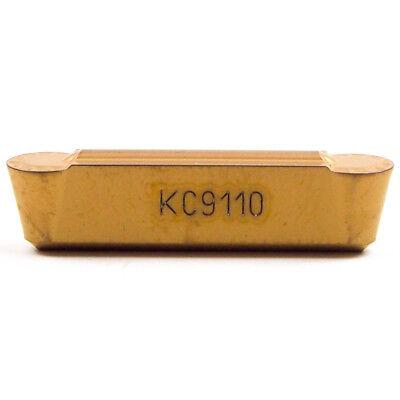 Kennametal 2385298 Carbide Grooving Insert R0505m0 Gmn Kc9110 10 Pack