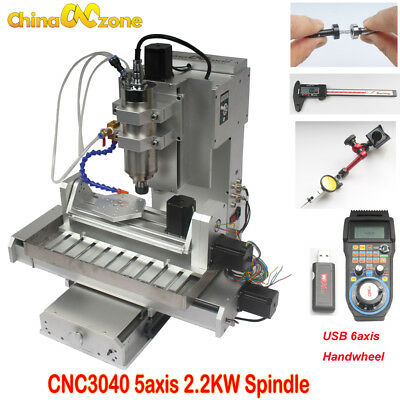 Mini Cnc Router 3040 5axis Engraving Carving Machine Cnc Metal Milling Machine
