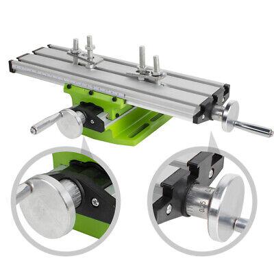Usa Diy Lathe Bench Drill Multifunction Milling Machine Adjustable Dovetail Slot