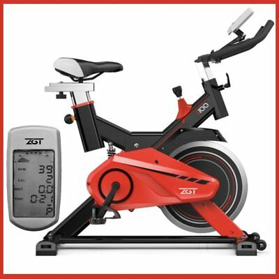 Fitnessform® ZGT® S100 Pro Indoor Spinning Exercise Bike ✮2018 Model✮ Spin Class