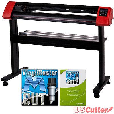 "50"" USCutter LaserPoint II Vinyl Cutter - Design & Contour Cut w/VinylMaster Cut"
