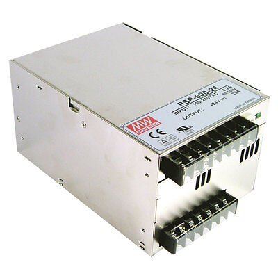 Mean Well Psp-600-48 Ac To Dc Power Supply Single Output 600 Watt Us Distributor