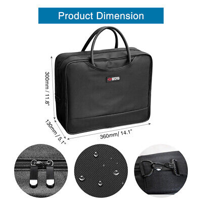Carrying Projector Bag Soft Laptop Black Padded Case for BenQ Sony Projector Bag