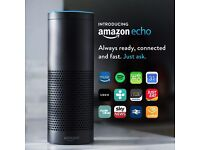 Alexa Echo Amazon sealed!