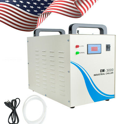 Industrial Water Chiller Cw-3000 For Cnc Laser Engraving Machine High Quality