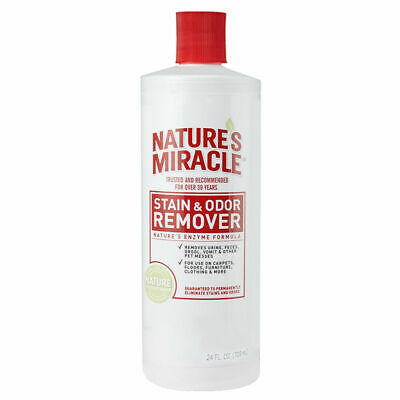 Nature's Miracle Products Stain and Odor Remover, 24-Ounce