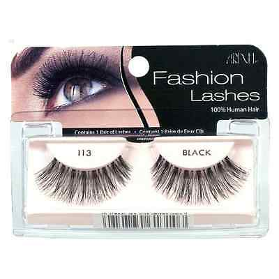 (Ardell Fashion Lashes, Black [113] 1 ea)