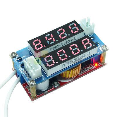 Cccv Adjustable Step Down Charge Led Panel Voltmeter Ammeter Display Module 5a