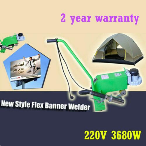 Flex Banner PVC Welder Welding Machine with Motor Outside New Style