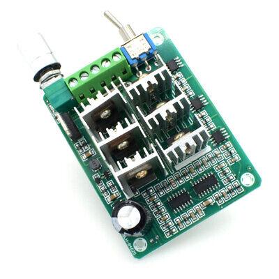 Dc 5-36v Bldc Three-phase Sensorless Brushless Motor Speed Controller
