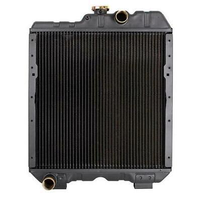 New R7604 Radiator Fits Case-ih