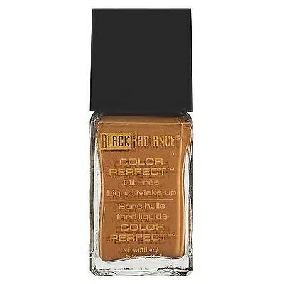 Black Radiance Color Perfect Oil Free Liquid Makeup, Rum Spice 1 oz