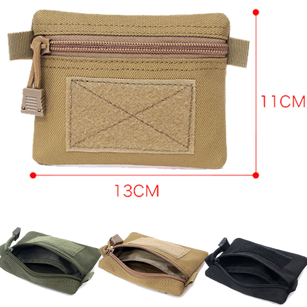 Outdoor Sports Wallet Waist Card Bag Men Waterproof Camping Trecking Fanny Pack Clothing, Shoes & Accessories