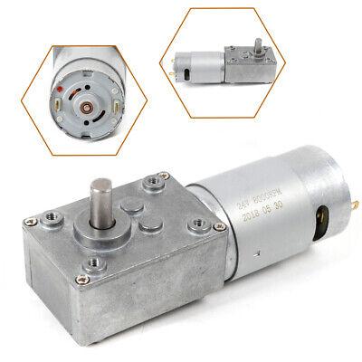510 3rpm Electric High Torque Reversible Low Speed Gear Motor Self-locking Us