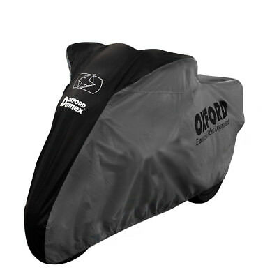 Oxford Dormex Motorbike Cover Indoor Motorcycle DUST Cover XL Breathable CV404