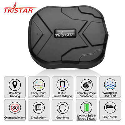 TKSTAR TK905 GPS Car Tracking Device Real Time Powerful Magnet Vehicle Tracker
